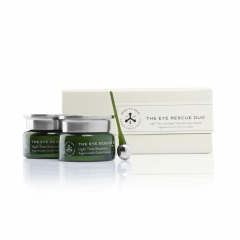 Seed to Skin- The Eye Rescue Duo