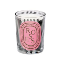 Diptyque - Roses / Rose - Dancing Oval - Limited Edition - Duftkerze